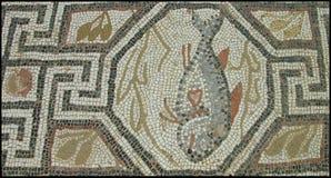 стародедовская мозаика Стоковая Фотография