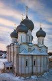 Стародедовская православная церков церковь Стоковое фото RF