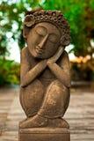 стародедовская статуя Стоковые Фото