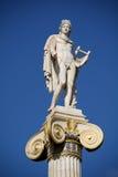 стародедовская статуя стоковое фото