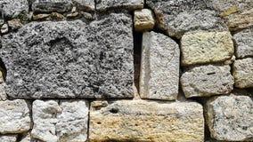 Стародедовская стена песчаника Стоковое Фото