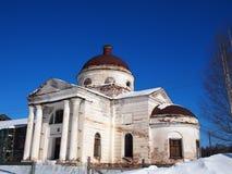 Стародедовская церковь Стоковая Фотография