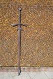 стародедовская шпага стоковое изображение rf