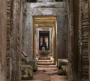 стародедовские входы Стоковое фото RF