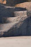 Стародедовские лестницы стоковые изображения rf
