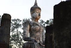 Стародедовские статуи Будды Стоковая Фотография