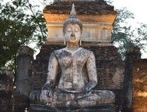 Стародедовские статуи Будды Стоковое Изображение RF