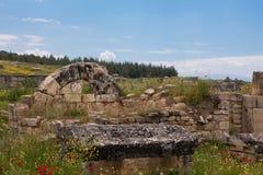 стародедовские sarcophagi Стоковая Фотография RF