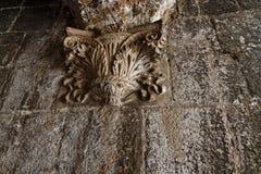 Стародедовский барельеф Стоковое Фото