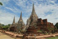 стародедовский буддийский висок Стоковая Фотография