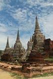 стародедовский буддийский висок Стоковые Фото