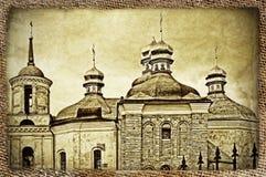 стародедовский висок Стоковые Фото