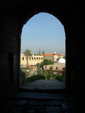 стародедовский город byblos Стоковое Изображение RF