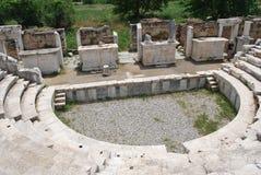 стародедовский индюк pamukkale города Стоковое Изображение