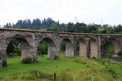 стародедовский камень моста свода Стоковое фото RF