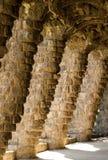 стародедовский камень руин колонок города стоковые изображения