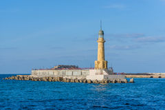 Стародедовский маяк Стоковое фото RF