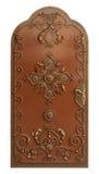 стародедовский металл дверей Стоковая Фотография