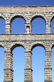 стародедовский мост-водовод римский Стоковое Изображение RF