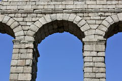 стародедовский мост-водовод римский Стоковое Изображение