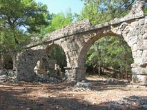 Стародедовский мост-водовод Стоковые Изображения