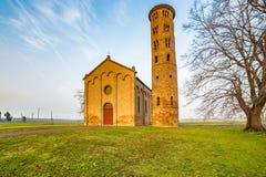 стародедовский приход церков Стоковое Изображение