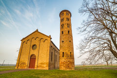 стародедовский приход церков Стоковые Изображения