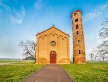 стародедовский приход церков Стоковое фото RF