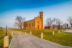 стародедовский приход церков Стоковые Фотографии RF
