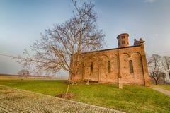 стародедовский приход церков Стоковые Изображения RF