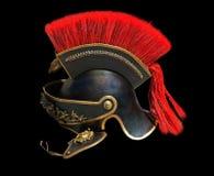 стародедовский ратник шлема Стоковая Фотография RF