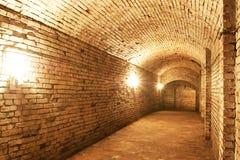 стародедовский dungeon Стоковая Фотография RF