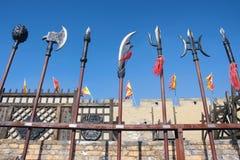 стародедовское оружие Стоковое Фото