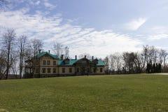 стародедовское поместье Стоковые Изображения RF