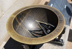 стародедовское солнце часов Стоковые Фотографии RF