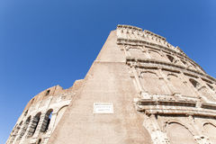 стародедовское colosseum rome Стоковые Фотографии RF