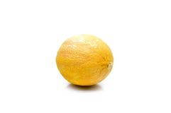 Старо и высушите лимон стоковая фотография