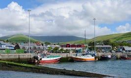 Старты в порте Dingle Стоковая Фотография RF