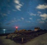 Старты на побережье Стоковая Фотография