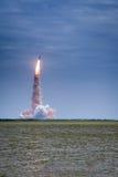 Старт Атлантиды - STS-135 Стоковые Изображения RF