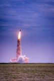 Старт Атлантиды - STS-135 Стоковое Изображение
