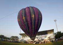 старт воздушного шара резвится стадион Стоковая Фотография RF
