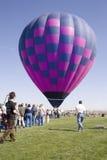 старт воздушного шара Стоковое Фото