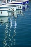 старт парусников regatta Марины Стоковые Фотографии RF