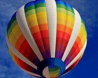 Старт утра использующего горячего воздух воздушного шара Стоковые Фотографии RF