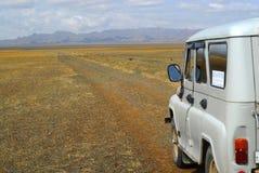 старт экспедиции Стоковая Фотография