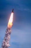 Старт Atlantis-STS-135 Стоковые Изображения RF