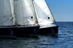 старт sailing гонки Стоковые Фотографии RF