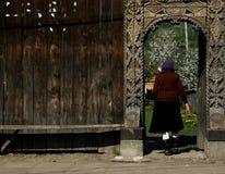 старуха Стоковые Фотографии RF