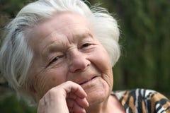 старшая женщина стоковые изображения